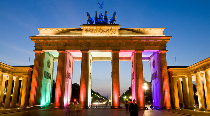 Berlin Light Festival: Illuminating the German Capital