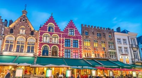 Bruges Grand Place