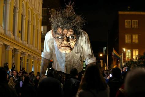 Macnas Twilight Procession