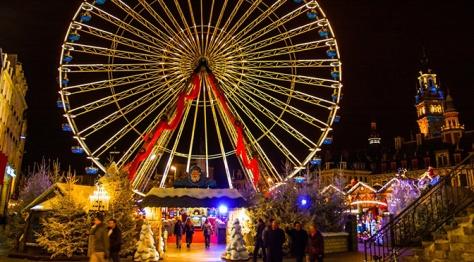 Lille Christmas Market