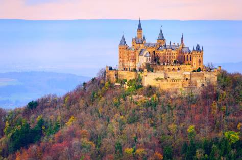 Black Forest Hohenzollern Castle
