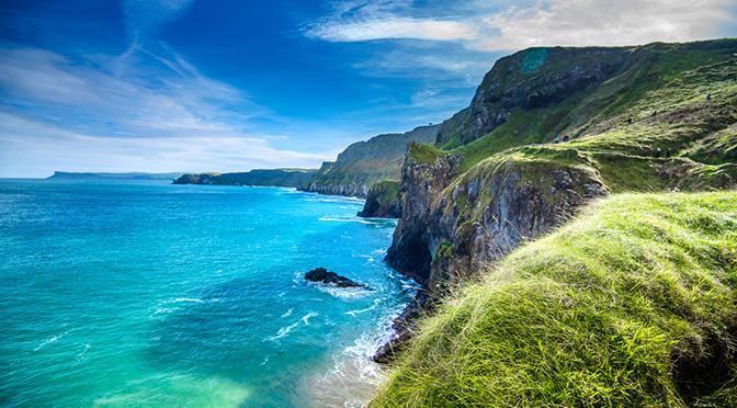 Irish Coastal Causeway