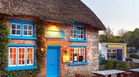 An Idillic Irish Village