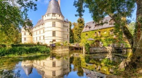 chateau de l'Islette, France