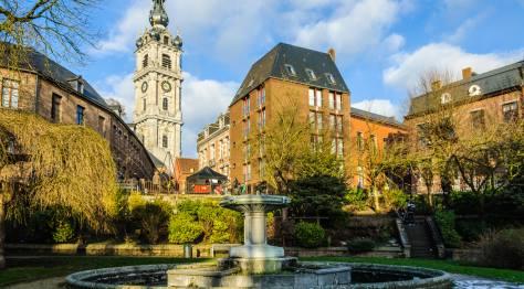 Mons City Belgium