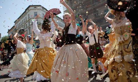 Berlin Cultural Carnival Germany