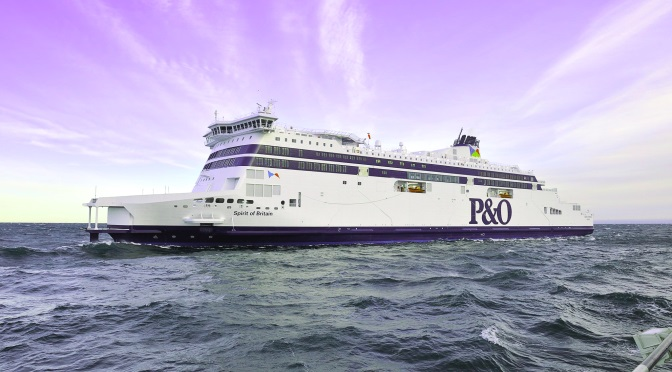 National Ferry Fortnight P&O