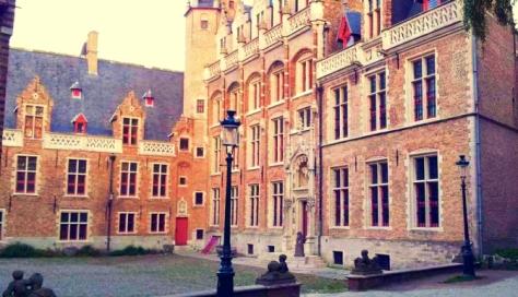 Groeningemuseum in Bruges