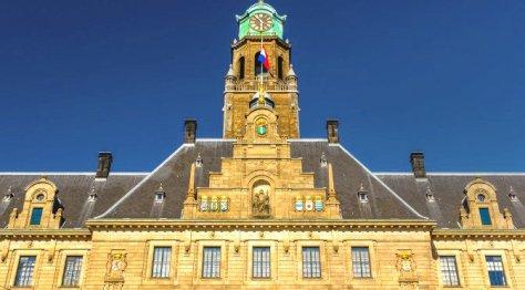Rotterdam Town Hall Netherlands
