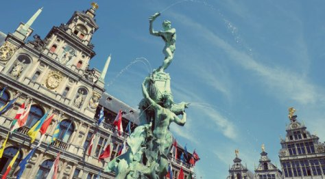 Antwerp Grand Square Belgium