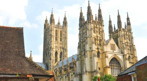 Canterbury Cathedral UK