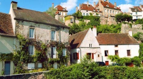 Flavigny sur Ozerain France