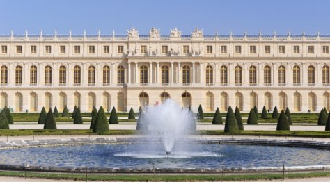 Palace de Versailles France