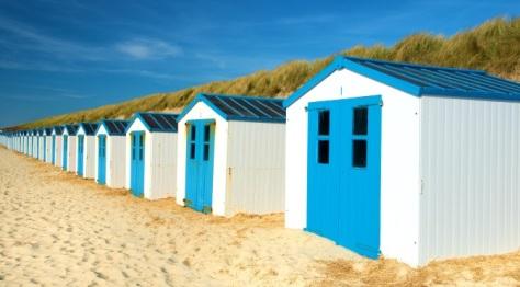 De Koog beach Texel