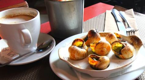 Escargot France Snails