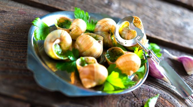 Snails in France: A Guide to Eating Escargots