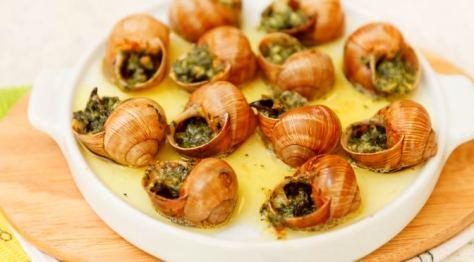 Escargot in France