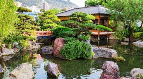 Japenese Garden Monaco