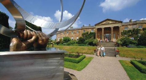 Hillsborough Castle Garden Lisburn