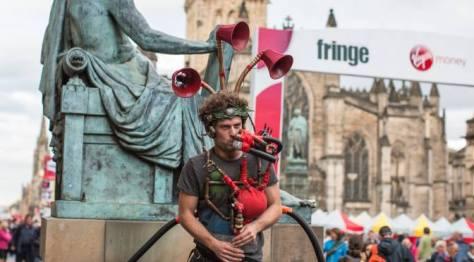 Edinburgh Fringe Fest