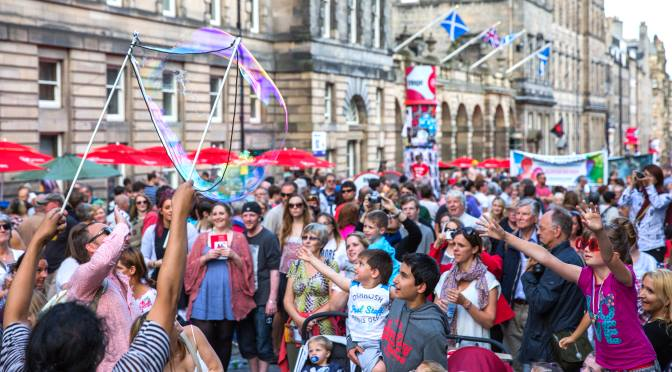 Edinburgh Fringe Guide: 8 Top Tips for Festival Survival