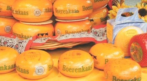 Cheese market, Alkmaar