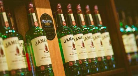 Jameson Distillery Ireland