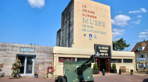 Le Grand Bunker Musee Normandy