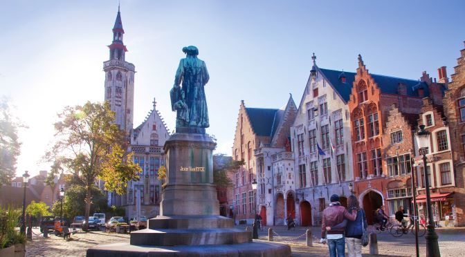 A Weekend in Bruges: Belgium's Fairy-Tale City
