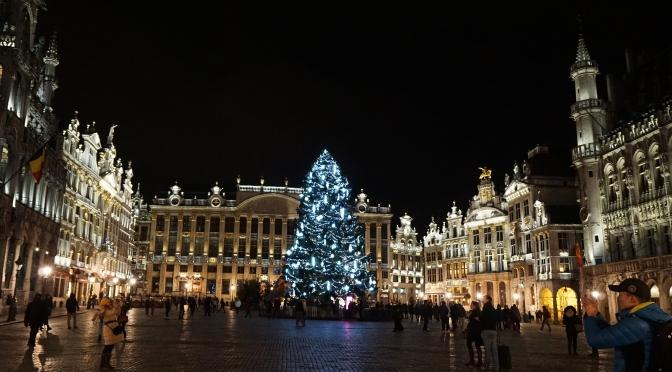 Best Christmas Markets in Belgium