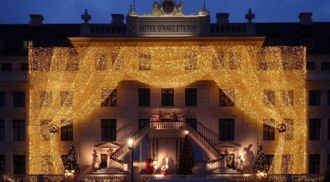 Hotel D'Angleterre Paris