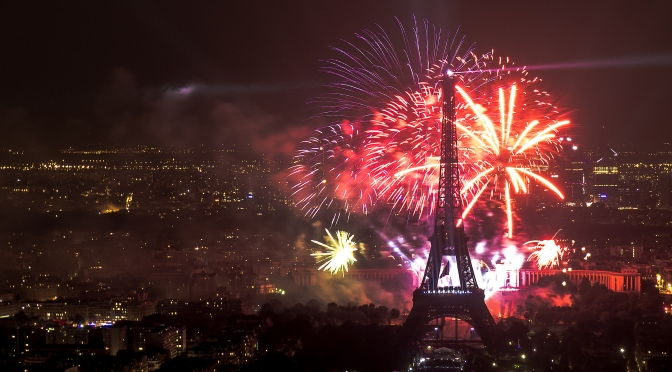 The Best Places to go for New Year's Eve in Europe