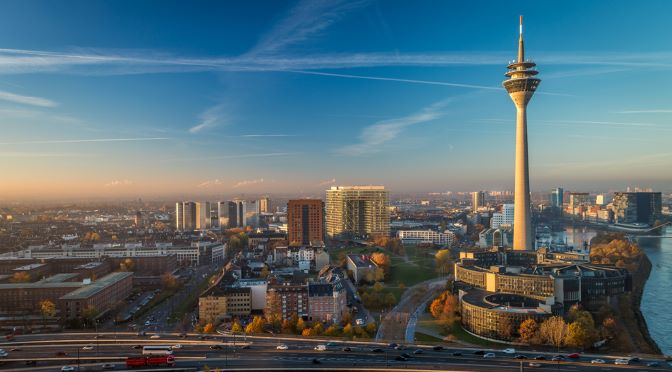 Rediscover Travel: Dusseldorf, Germany's Best Kept Secret