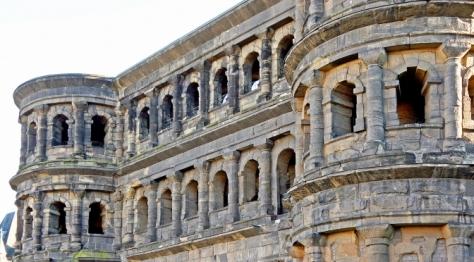 Porta Nigra, Roman structure in Trier