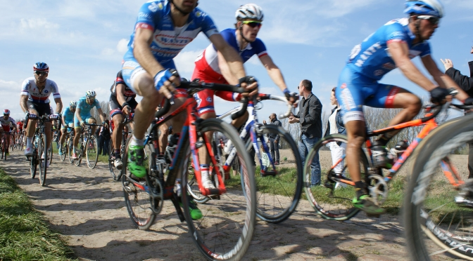 How to race a cobbled classic
