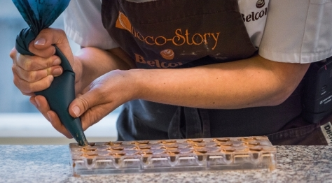 Choco-Story in Bruges