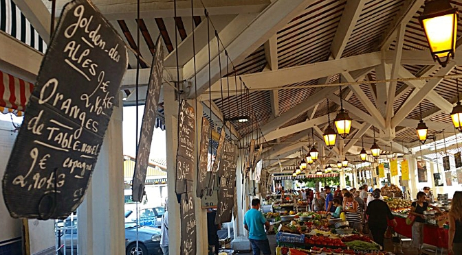 Forville Market in Cannes