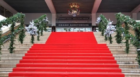 Red carpet at the Cannes Film Festival 2017