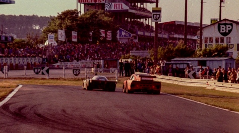 Experiencing 24 Hours Le Mans
