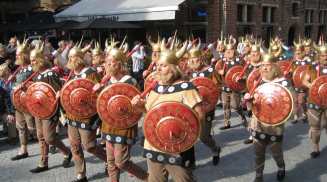 The Pageant of the Golden Tree: Bruges' must-see summer event