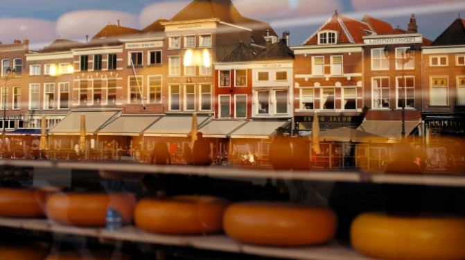 food in the netherlands