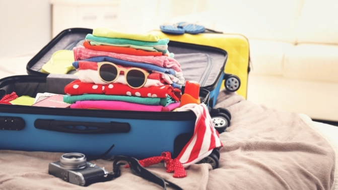 Summer of P&O – The Ultimate Holiday Suitcase Pt. 1