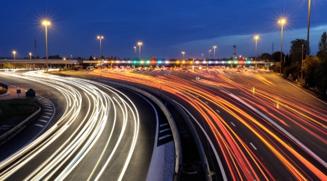 Autoroutes in France
