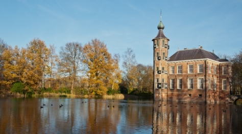 Castle Bouvigne in Breda