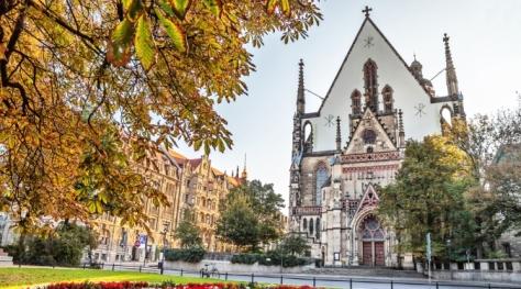 Leipzig in Germany