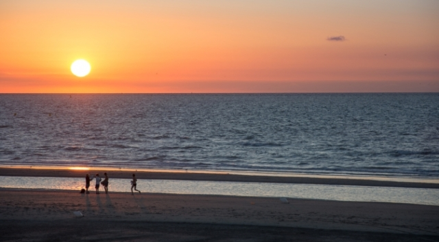 Dunkirk Beach - the site of Operation Dynamo