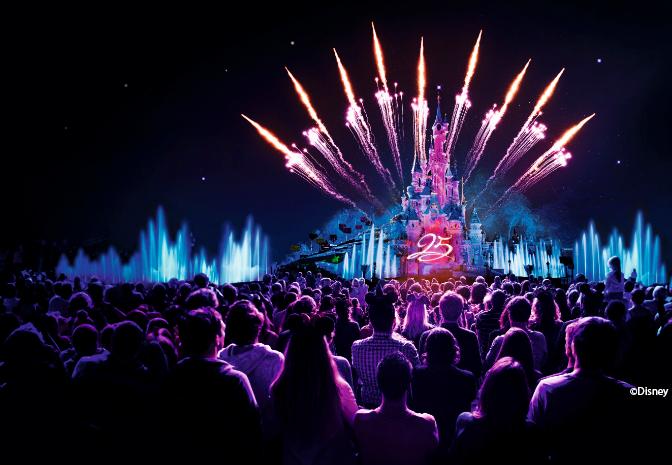 Win a magical crossing to Disneyland® Paris