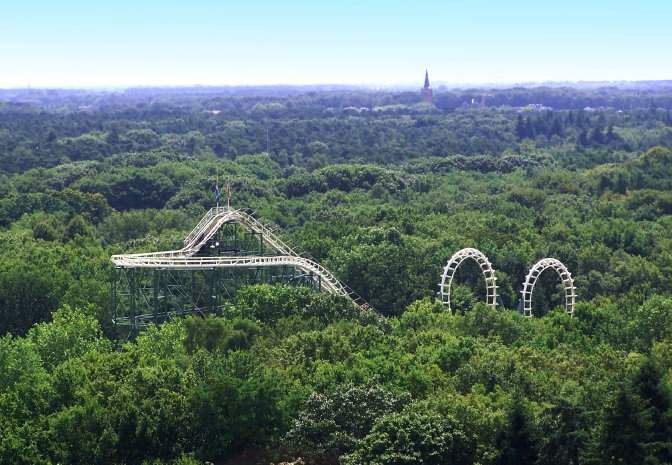 Four of the best theme Parks in Europe